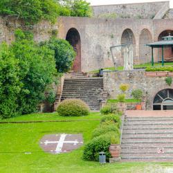 Interno Giardino Scotto (G. Bettini, Comune di Pisa)