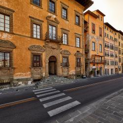 Lungarno Mediceo (M. Cerrai, Comune di Pisa)