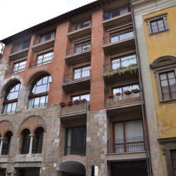 Palazzo Agonigi Scorno - Via S. Maria (L. Corevi, Comune di Pisa)