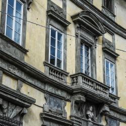 Particolari palazzo Quaratesi (M. Pileri)
