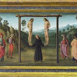 Il miracolo degli impiccati, Raffaello e aiuti ( Mibact-Direzione regionale musei della Toscana)