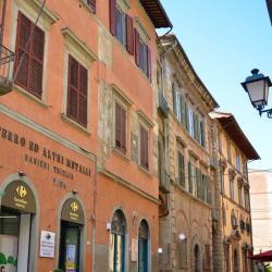 Palazzo dell'Abbondanza o Triglia (L. Corevi, Comune di Pisa)