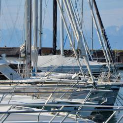 Banchina del porto a Marina di Pisa (L. Corevi, Comune di Pisa)
