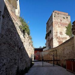 Torre Sant'Agnese e Manifatture Digitali Cinema (M. Cerrai, Comune di Pisa)