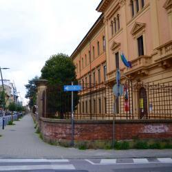 Via Benedetto Croce (L. Corevi, Comune di Pisa)