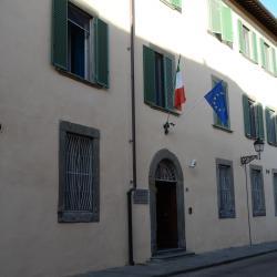 Collegio dedicato a Tiziano Terzani in via San Lorenzo 26 (L. Corevi, Comune di Pisa)