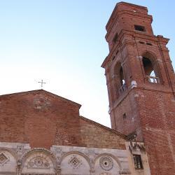 Facciata - Chiesa di S. Paolo all'Orto