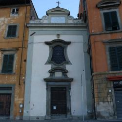 Facciata - Chiesa di S. Maria dei Galletti (A. Matteucci)