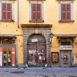 Palazzo Mastiani Brunacci, facciata (M. Cerrai, Comune di Pisa)