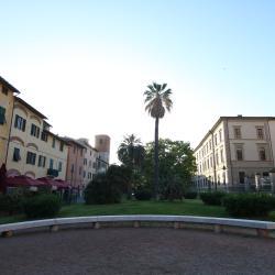 Piazza Dante lato est (A. Matteucci)