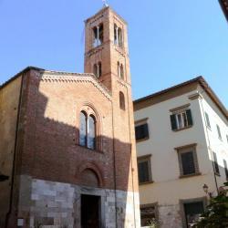 Chiesa di Santa Cecilia (M. Del Rosso, Comune di Pisa)