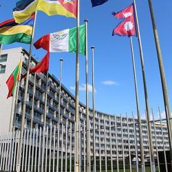 La sede dell'Unesco a Parigi - Wikimedia Commons