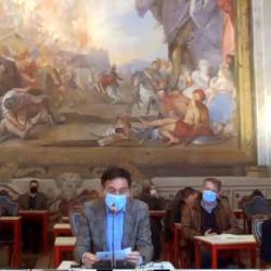 Conferenza stampa di presentazione del Piano di Gestione di Piazza del Duomo a Pisa