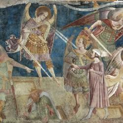Giudizio Universale (particolare) - Camposanto monumentale